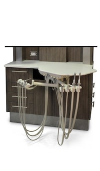 Dental office operatory furniture delivery assistant packages